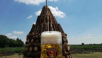 Bier-vor-Stoß