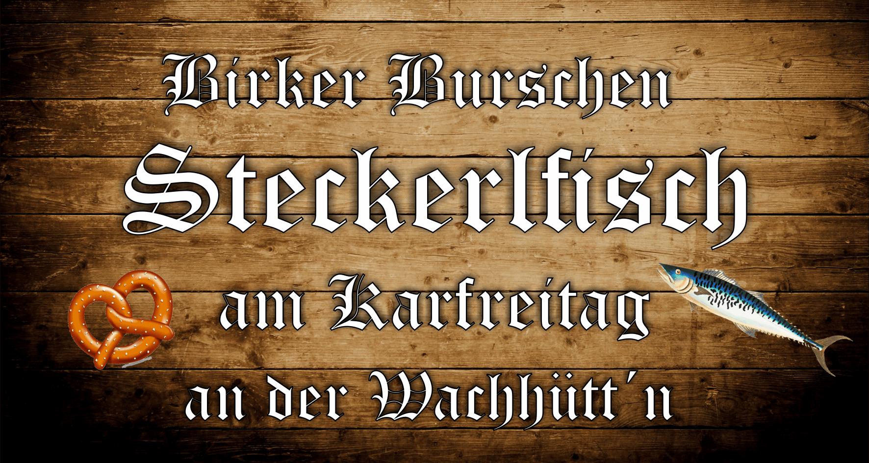Steckerfisch-Karfreitag